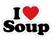Belgian and Dutch soup products