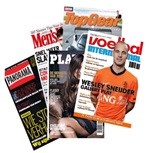 Magazines for Men from Holland