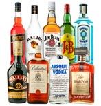 Spirits and Liquors from Belgium