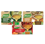 Stock Cubes and Instant Soup from Holland