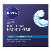 Nivea Visage repair night cream