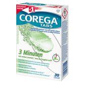 Corega 3 minutes tabs
