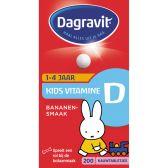 Dagravit Vitamine D tabs for kids
