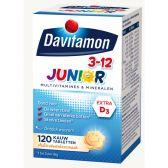 Davitamon Junior chewing vitamines (from 3 to 12 years)