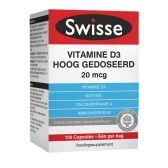 Swisse Vitamine D3 caps