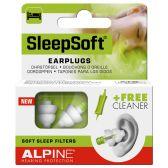 Alpine Sleep well ear plugs for sleeping