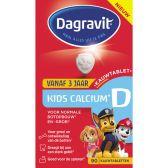 Dagravit Calcium + vitamines D for kids