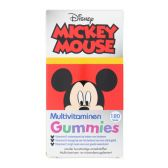 Disney Mickey Mouse multivitamines gummies