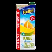 Coolbest Mango dream juice family pack