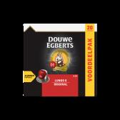 Douwe Egberts Lungo original koffiecups voordeelpak