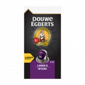 Douwe Egberts Lungo intens koffiecups