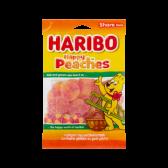 Haribo Happy peaches share size