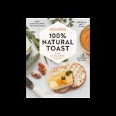 Hollandia 100% natural toast