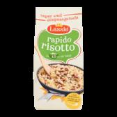 Lassie Rapido risotto