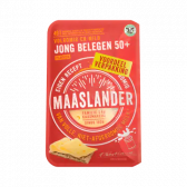 Maaslander Young matured 50+ cheese slices family pack