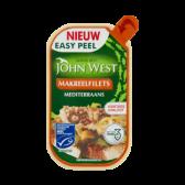John West Mediterraanse makreelfilets MSC