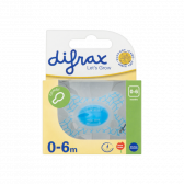 Difrax Pacifier mini combi (from 0 tot 6 months)