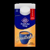 Friesche Vlag Goudband extra romige koffiemelk