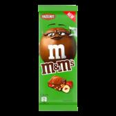 M&M's Hazelnut bar