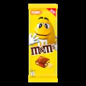 M&M's Peanut bar