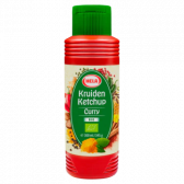 Hela Organic curry ketchup with herbs