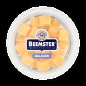 Beemster Kaasblokjes belegen 48+ (voor uw eigen risico)