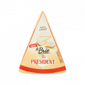 President Le brie mini kaas (voor uw eigen risico)