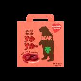 Bear Strawberry pure fruit yoyos