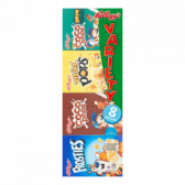 Kellogg's Variety mini packs breakfast cereals