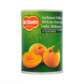 Del Monte Half apricots on light syrup