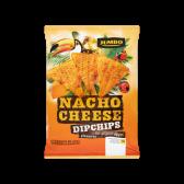 Jumbo Nacho cheese dipping crisps