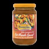Faja Lobi Roti masala speciaal woksaus voor kip masala speciaal