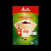 Melitta Original 1 x 4 coffee filters