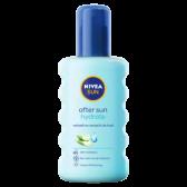Nivea Biologische hydraterende aloe vera & hyaluron aftersun spray