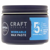 Nivea Styling matte wax paste for men