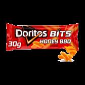 Doritos Bits twisties honey barbecue crisps