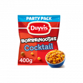 Duyvis Cocktail snack nuts family pack