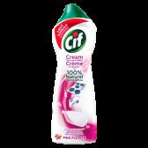 Cif Roze bloem creme schuurmiddel
