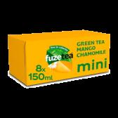 Fuze Tea Mini green tea mango chamomile