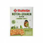 Bolletje Nuts and grain bars with hazelnut and spelt