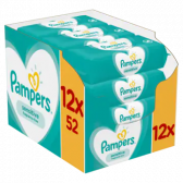Pampers Sensitive baby wipes 12-pack