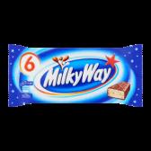 Milky Way Chocolate bars 6-pack
