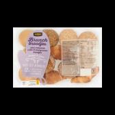 Jumbo Brunch broodjes mini croissants, witte en meergranen broodjes