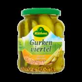 Kuhne Sweet sour gherkins