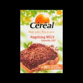 Cereal Milk chocolate sprinkles less sugar