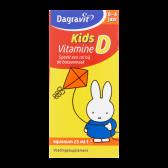 Dagravit Vitamine D aquosum for kids (from 0 to 4 years)