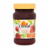 Cereal Strawberry marmalade less sugars