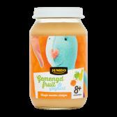 Jumbo Gemengd fruit met yoghurt (vanaf 8 maanden)