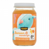 Jumbo Banaan en mandarijn (vanaf 6 maanden)