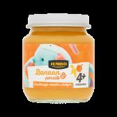 Jumbo Banaan en perzik (vanaf 4 maanden)